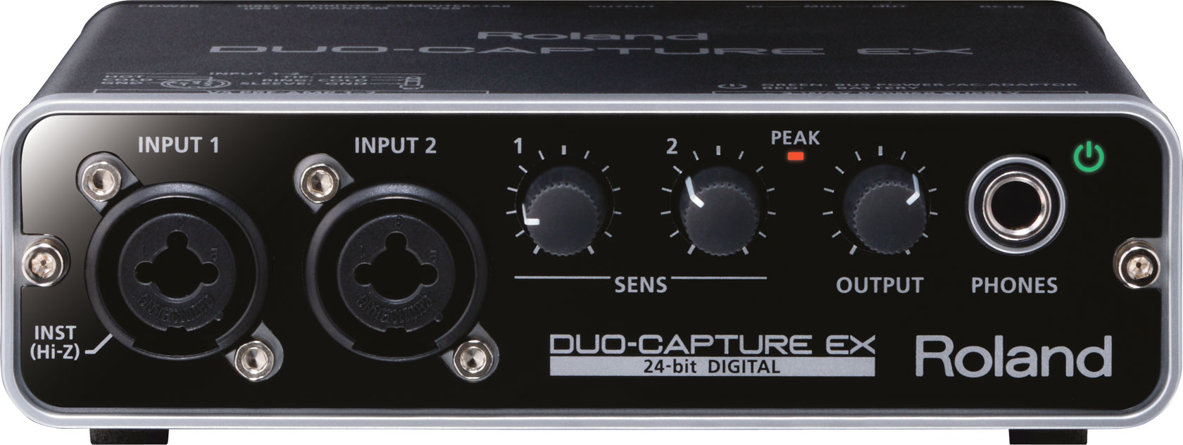 Roland Duo Capture Ex Usb Audio Interface