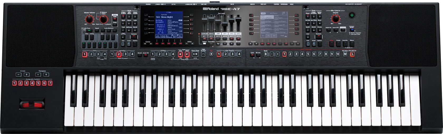 Roland E A7