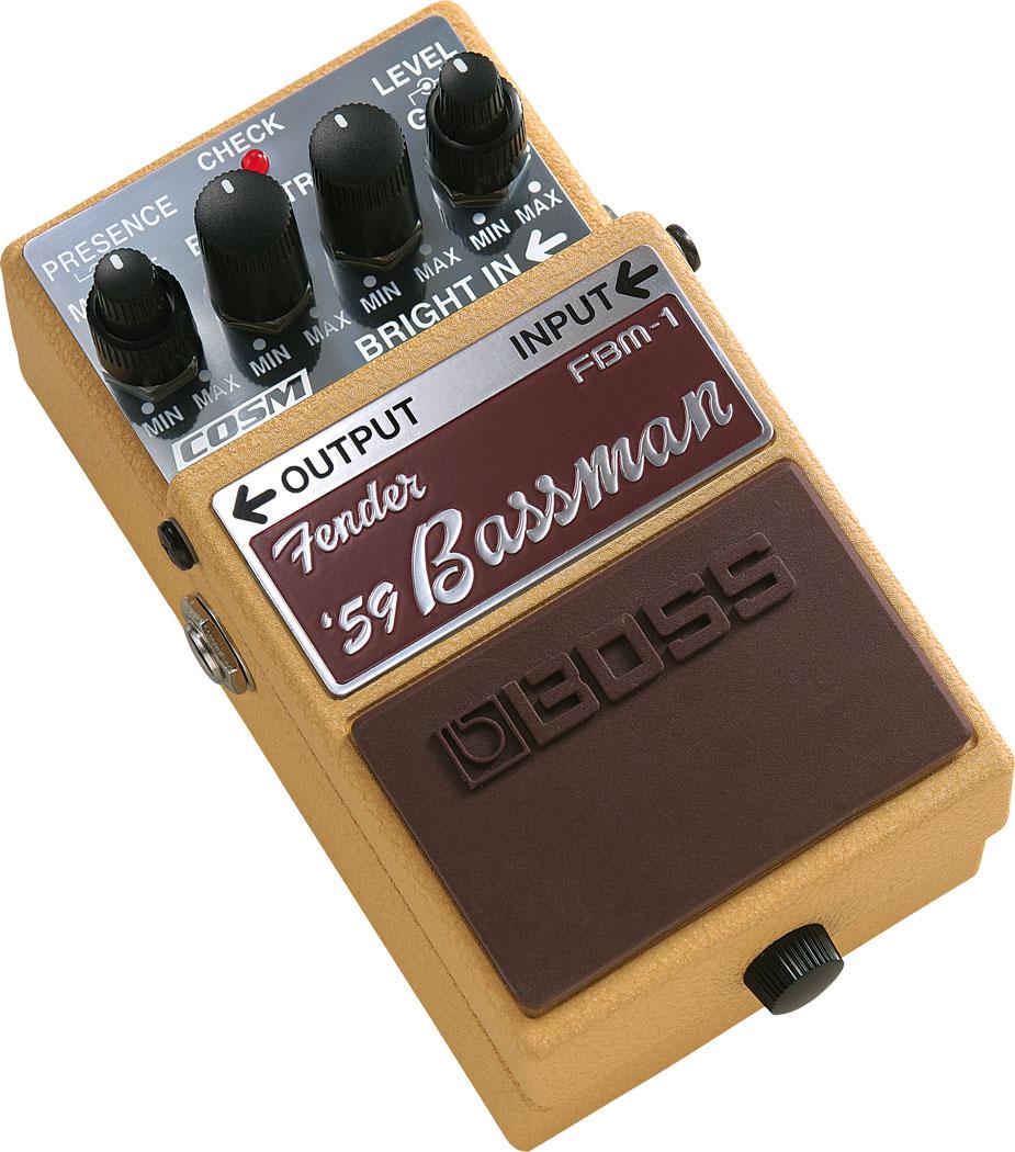 Boss FBM-1 Fender 59 Bassman