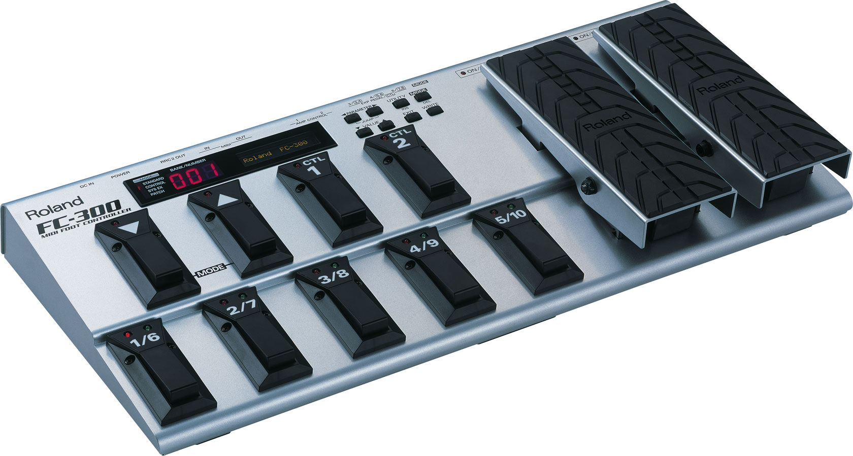 roland foot controller