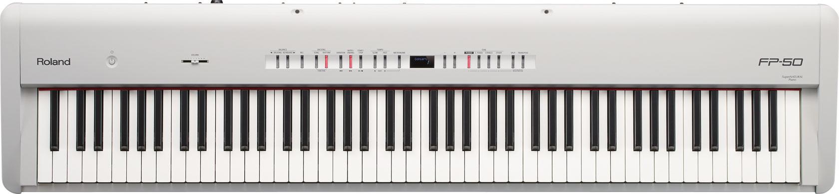 Roland Fp 50 Digital Piano