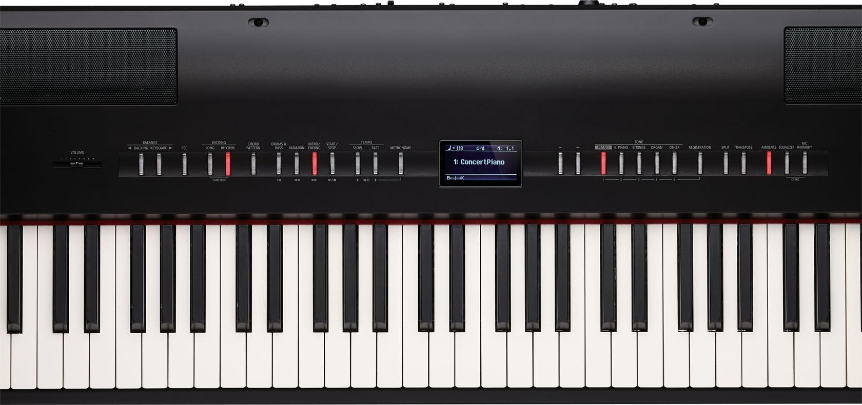 Brancher Yamaha clavier Mac