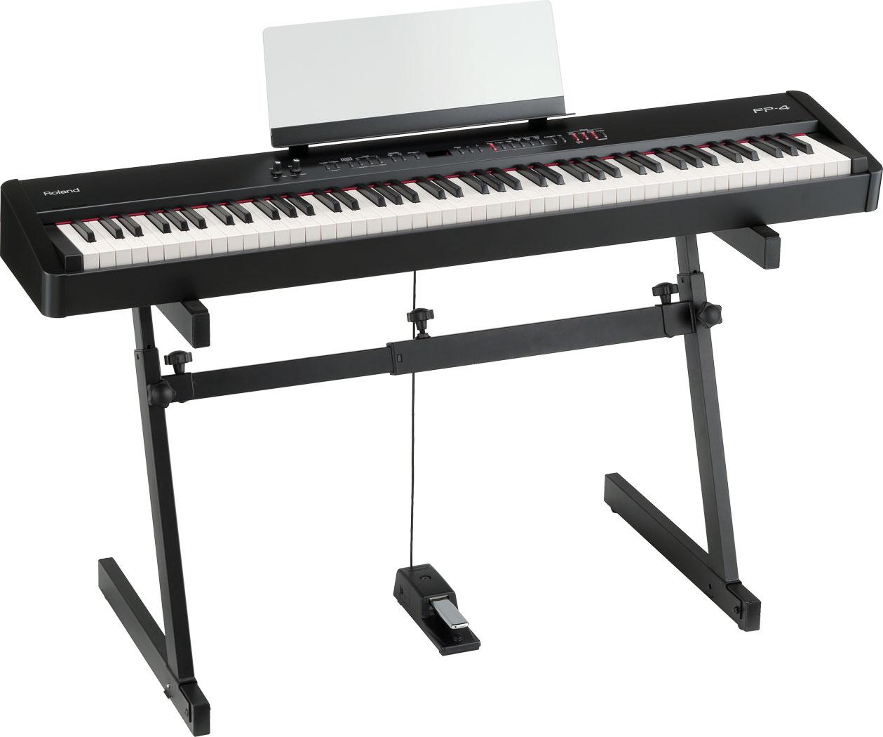 Roland Fp 4 Digital Portable Piano