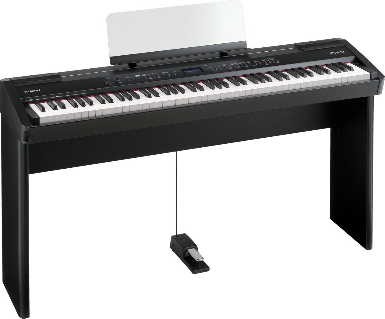 roland fp 7 digital portable piano rh roland com roland fp-7 manual Roland FP- 7F