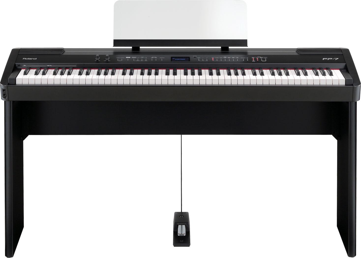 roland fp 7 digital portable piano rh roland com Roland FP- 7F roland fp-7 manual pdf