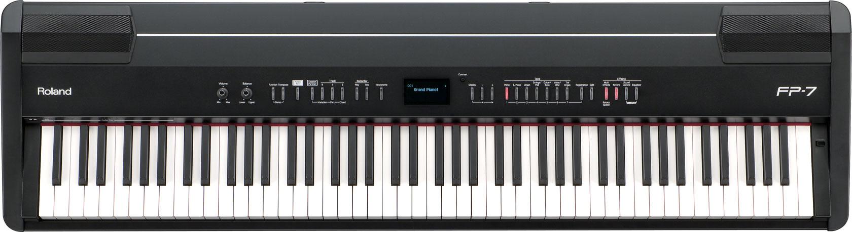 roland fp 7 digital portable piano rh roland com FP- 7F Digital Piano Roland FP 7