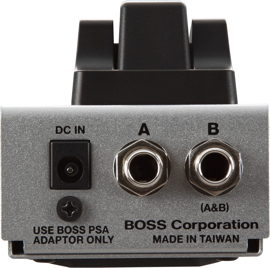 Boss Fs 7 Dual Footswitch The Wireless Remote Control Equipment Has Two Modes Latched