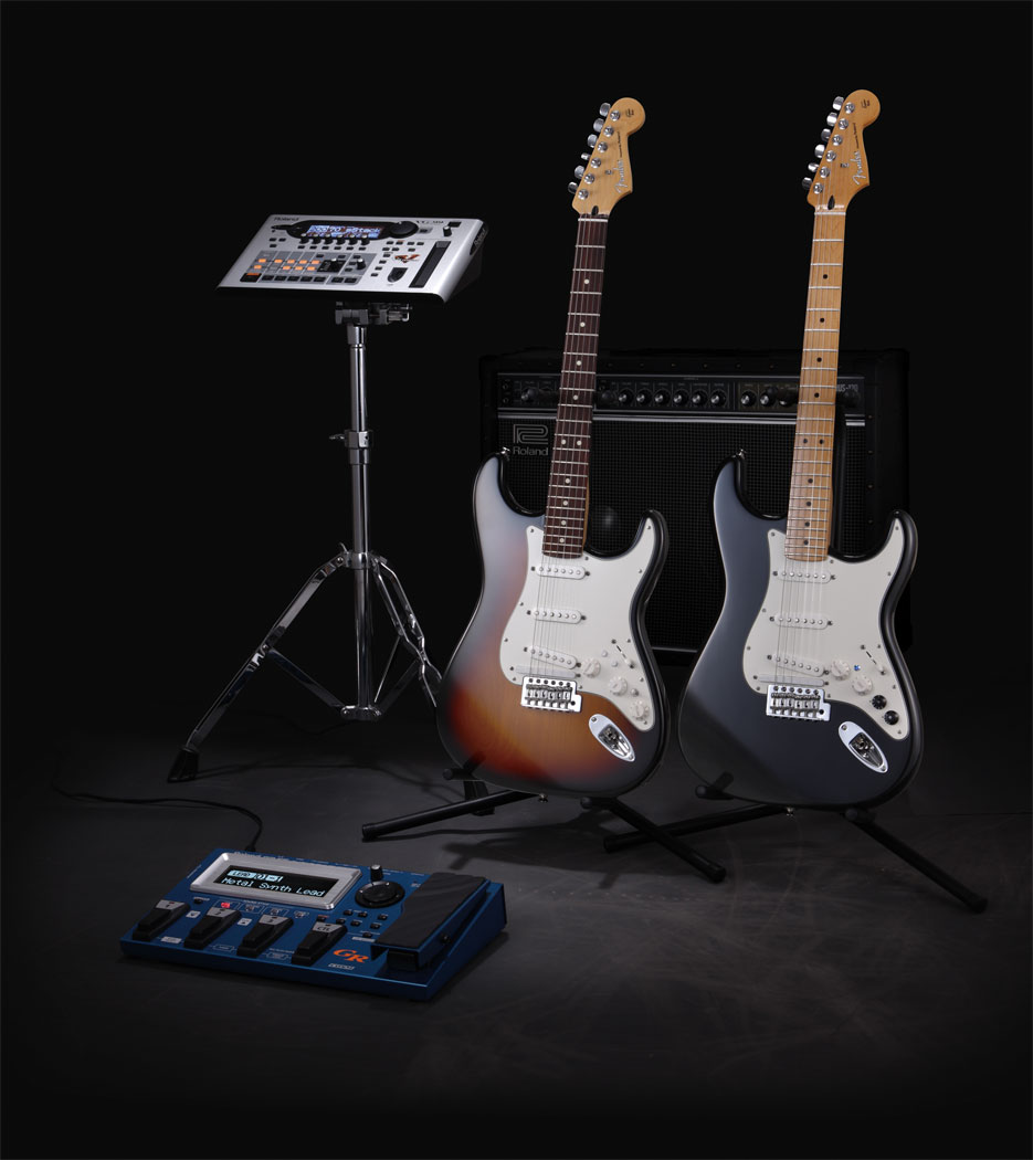 Roland Gc 1 Gk Ready Stratocaster The Guitar Wiring Blog Diagrams And Tips Rg Strat