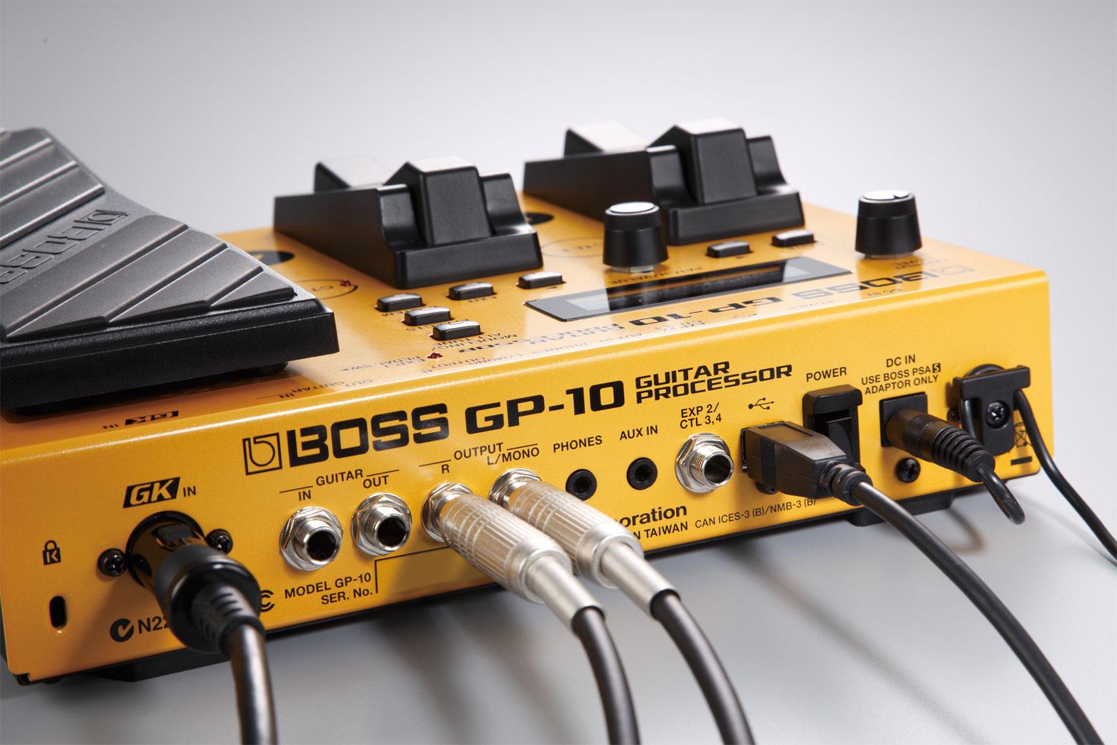 BOSS - GP-10 | Guitar Processor