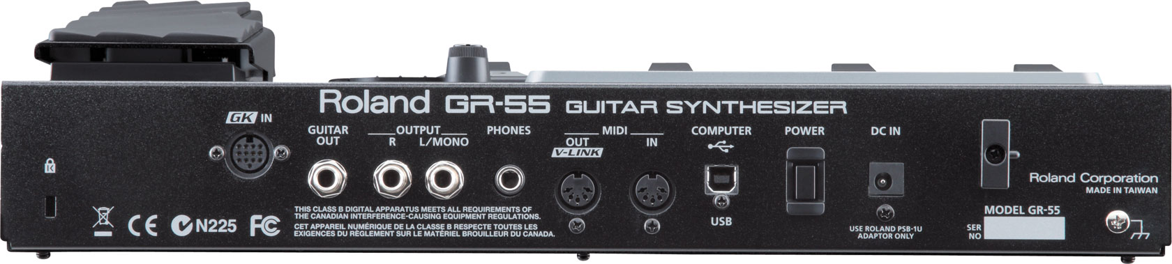 Power Supply for Roland GR-55 Guitar Synthesizer GR55 AC Adapter