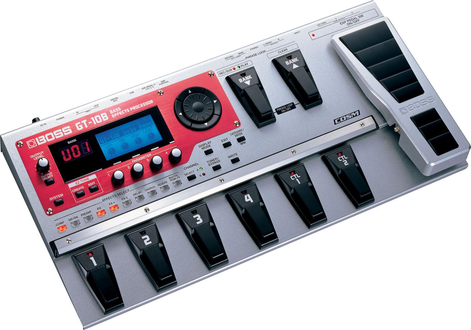 boss gt 10b bass effects processor rh boss info gt 10 manual gt-10b bass effects processor manual
