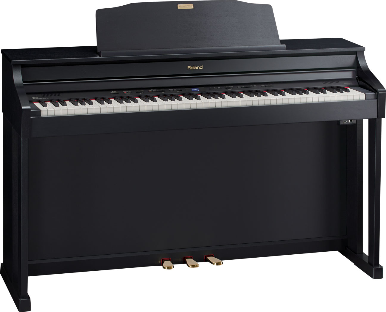 roland hp506 roland piano digital. Black Bedroom Furniture Sets. Home Design Ideas