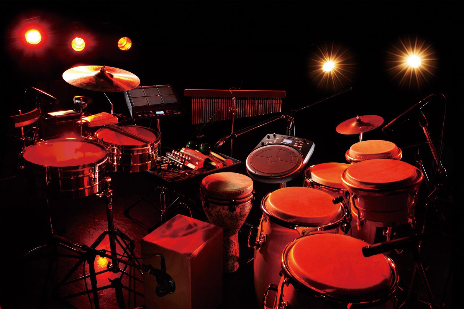 Roland - HandSonic HPD-20   Digital Hand Percussion