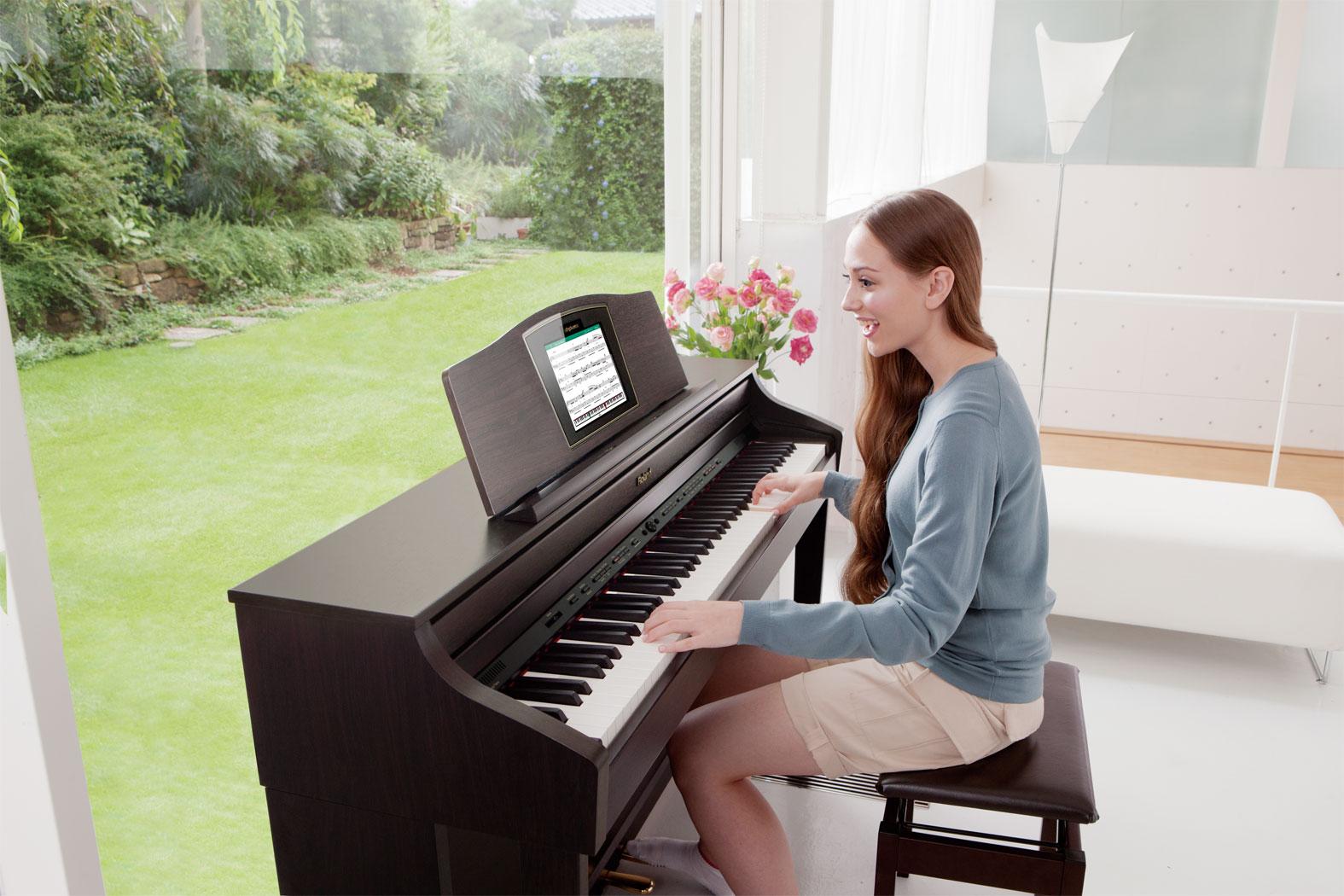 Roland - HPi-50 | Цифровое фортепиано