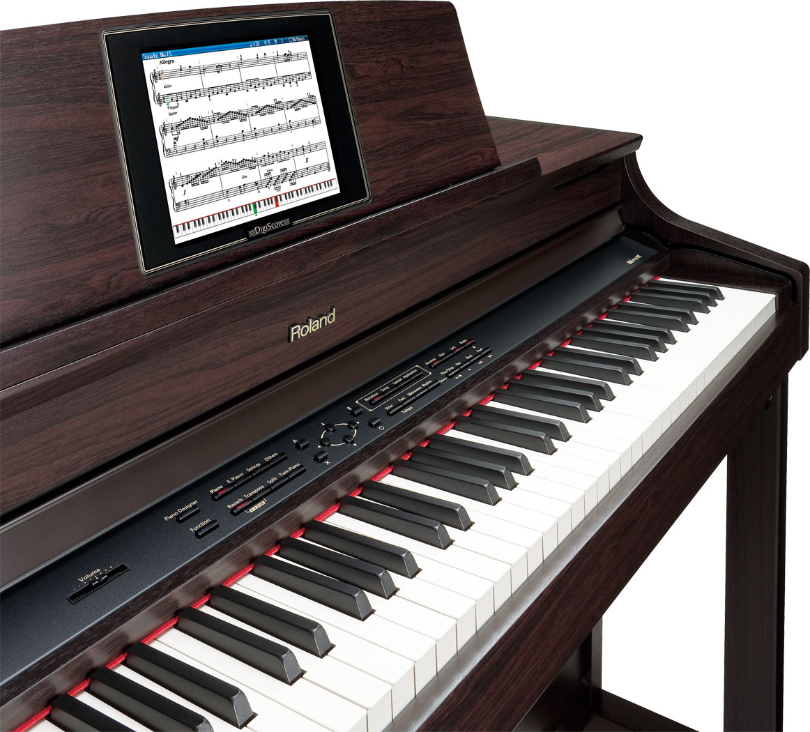 roland hpi 7f digital piano. Black Bedroom Furniture Sets. Home Design Ideas