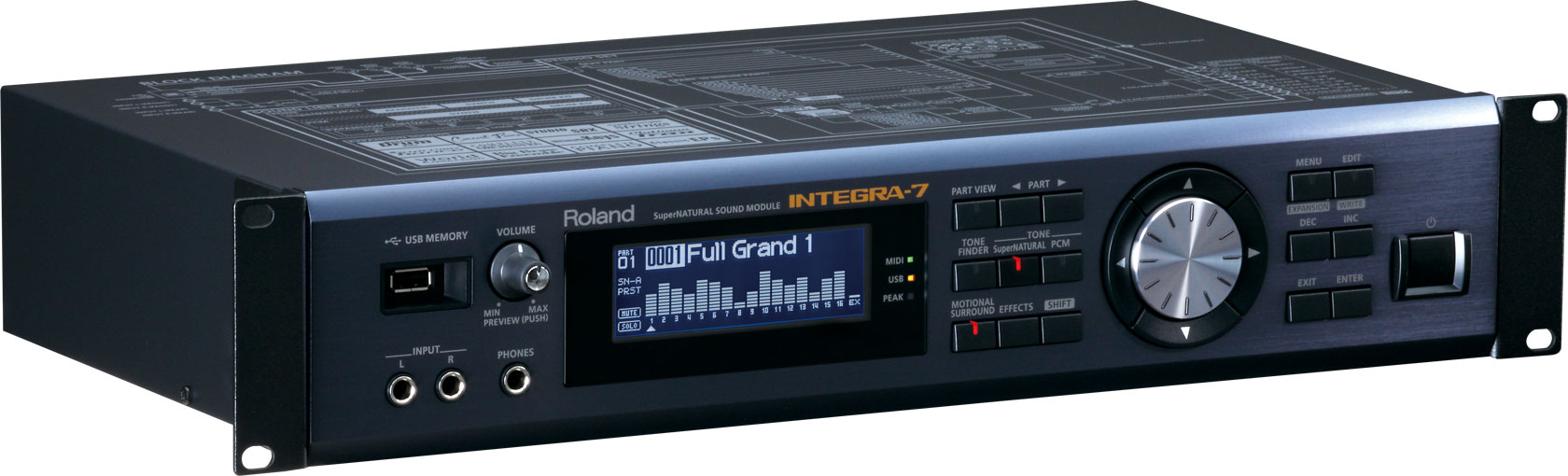 Roland - INTEGRA-7 | SuperNATURAL Sound Module