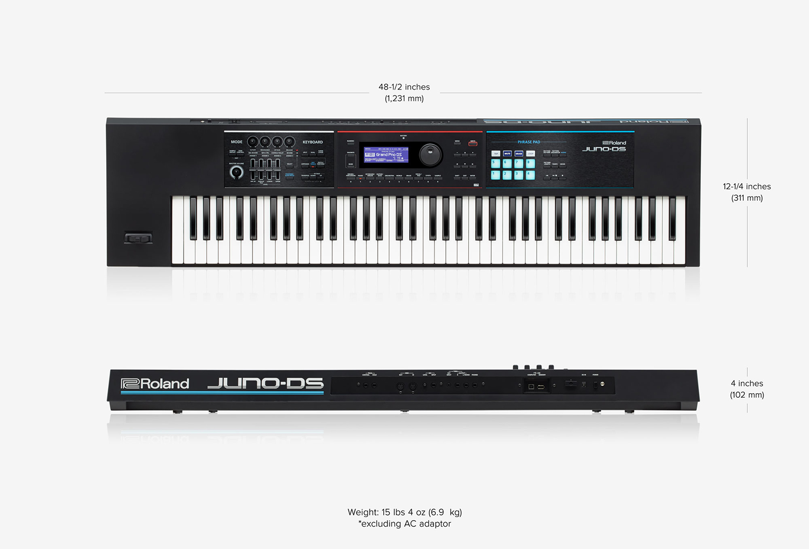 Roland - JUNO-DS76 | Synthesizer