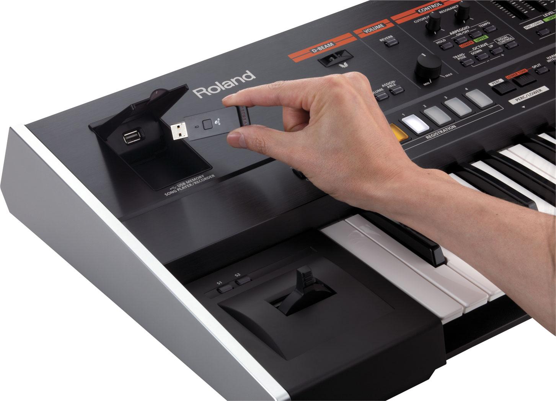 Roland - JUPITER-50 | Synthesizer
