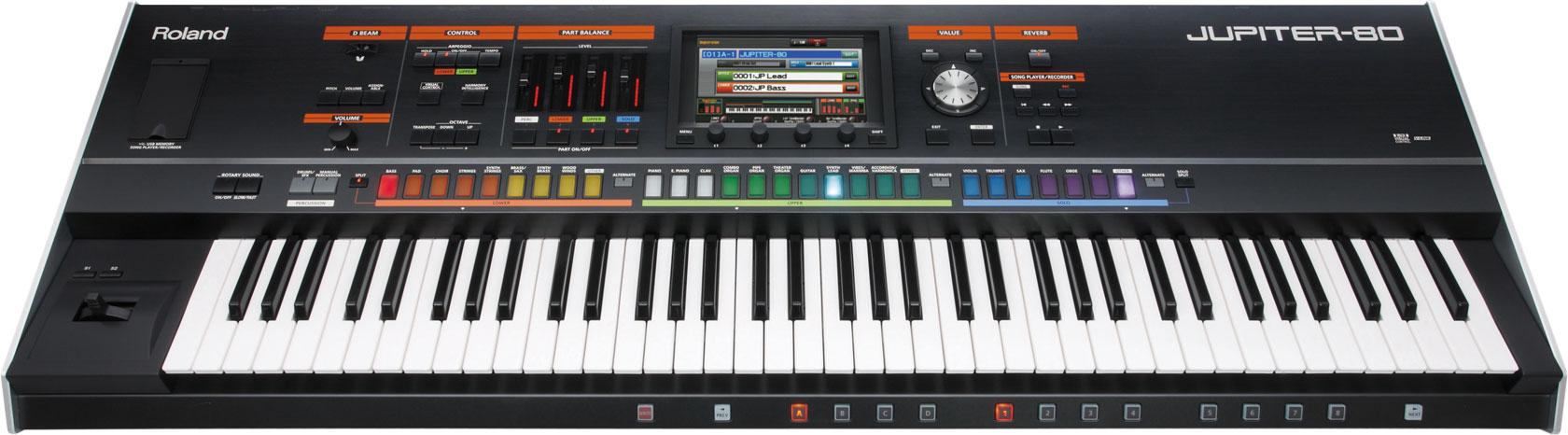 Roland - JUPITER-80   Synthesizer