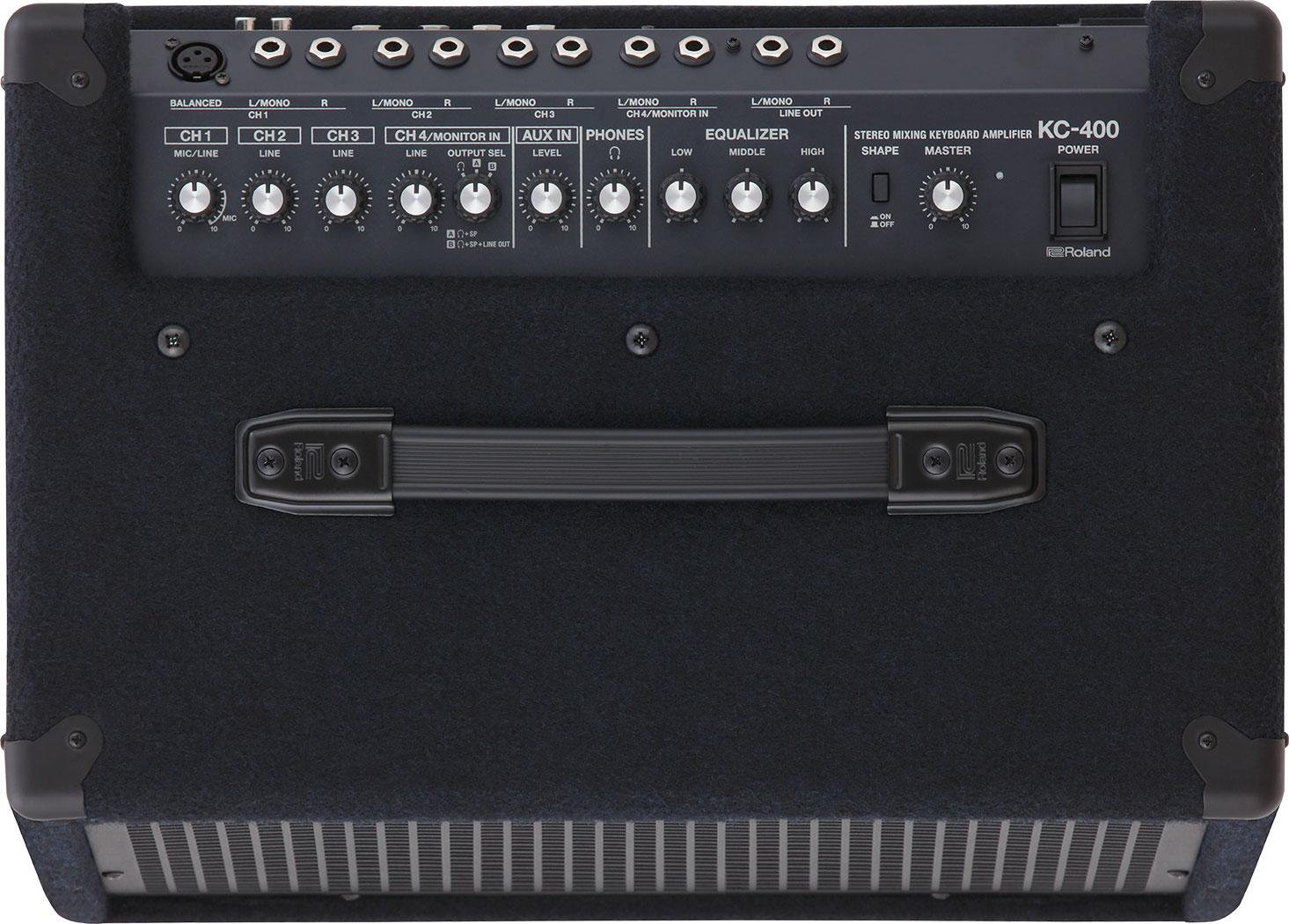 KC-400 Keyboard Amplifier