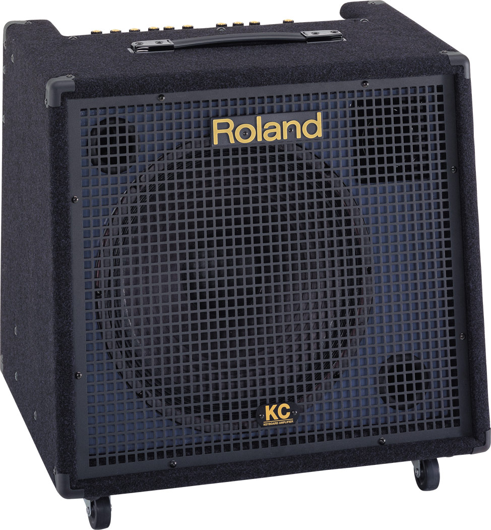 Roland Kc 550 4 Ch Mixing Keyboard Amplifier Amp Speaker Jack Wiring