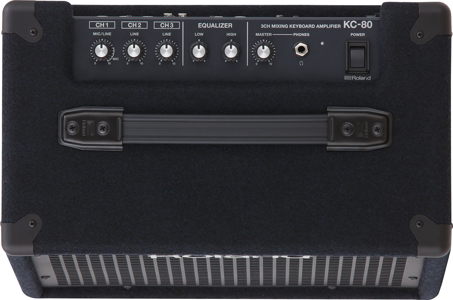 KC-80 Keyboard Amplifier