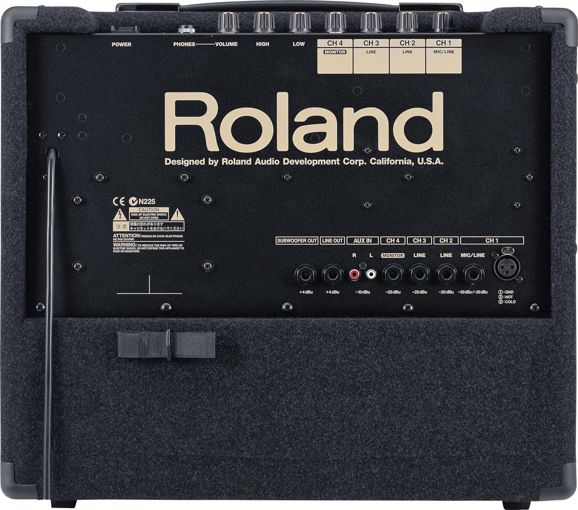 roland kc 150 4 ch mixing keyboard amplifier rh roland com Roland KC 400 Roland KC- 150