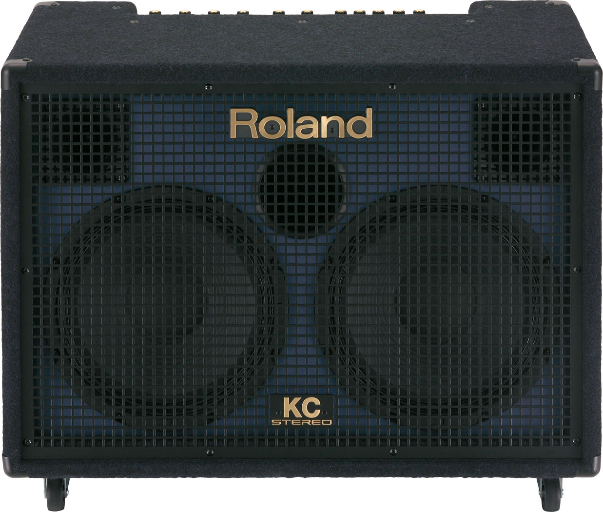Roland Kc 880 Stereo Mixing Keyboard Amplifier Guitar Or Music Home Powered Subwoofer