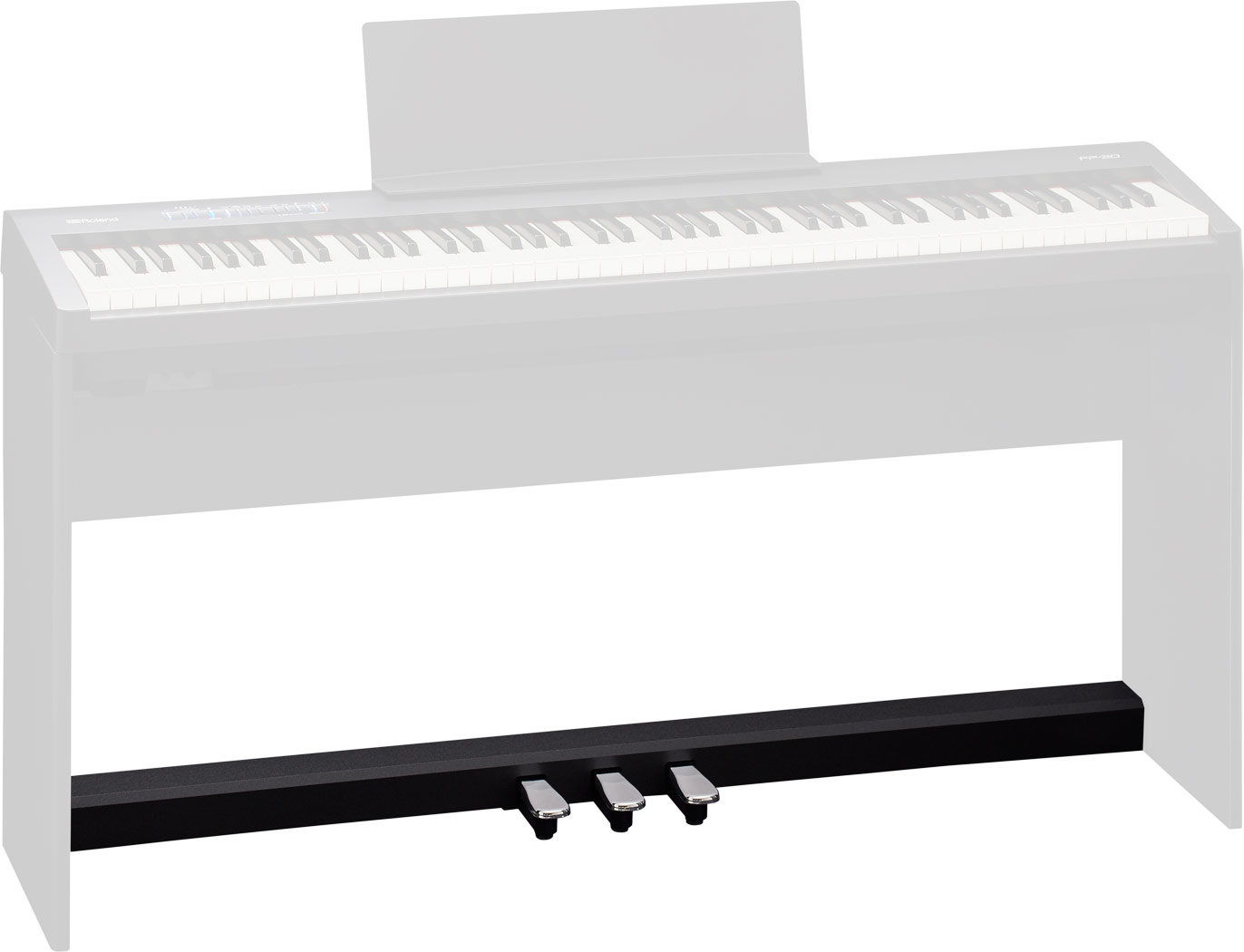 Roland Kpd 70 Pedal Unit For Fp 30 Digital Piano