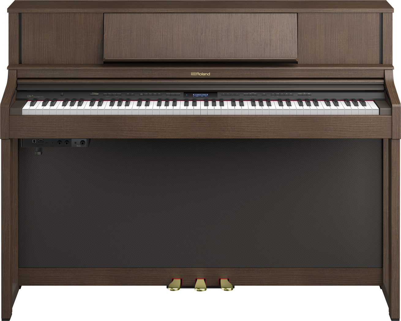 roland lx 7 digital piano. Black Bedroom Furniture Sets. Home Design Ideas