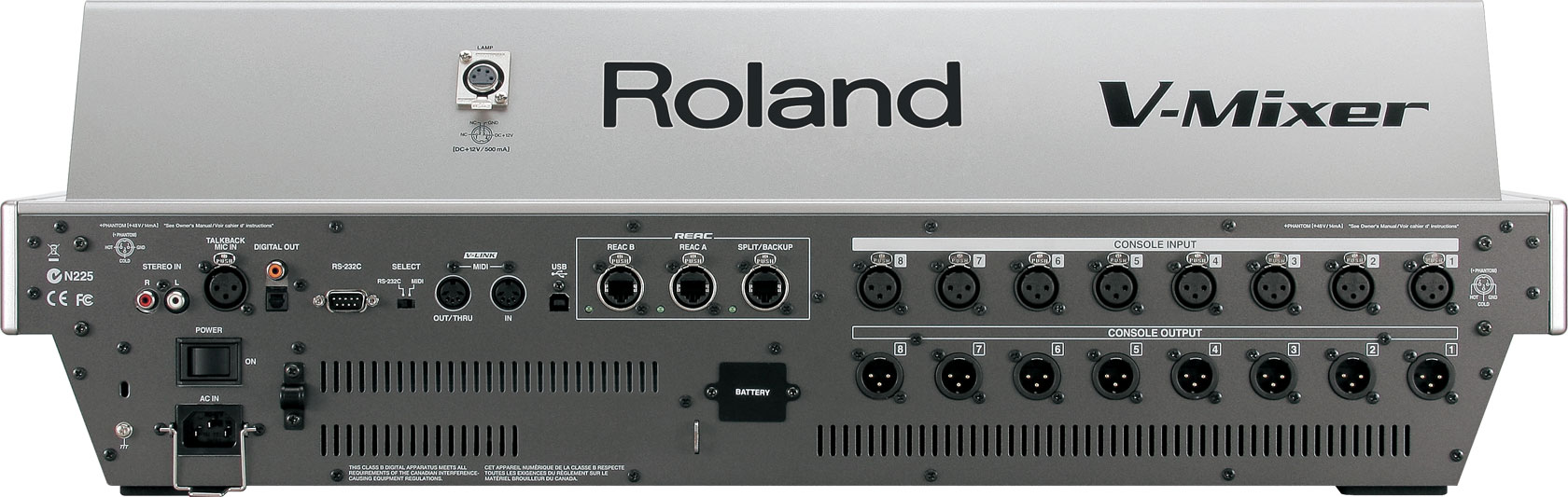 M400 ROLAND DRIVER (2019)