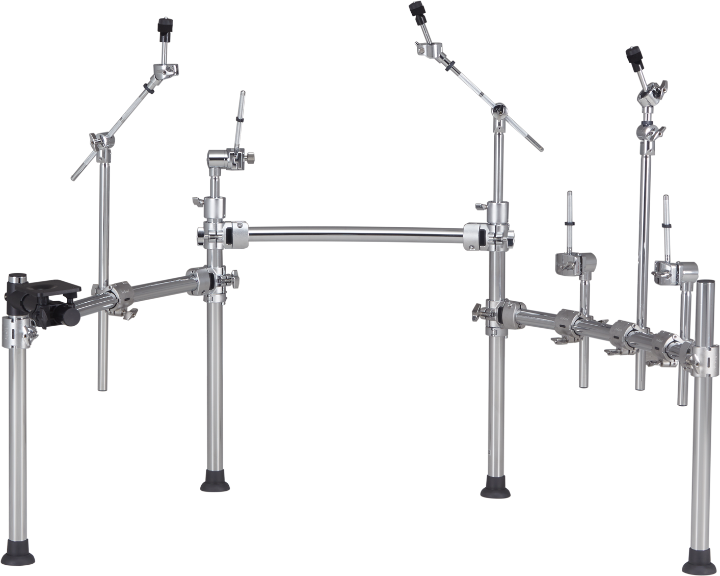 """Roland T Clamp Electronic Drum Tubing Rack 1-1//2/"""" Black"""