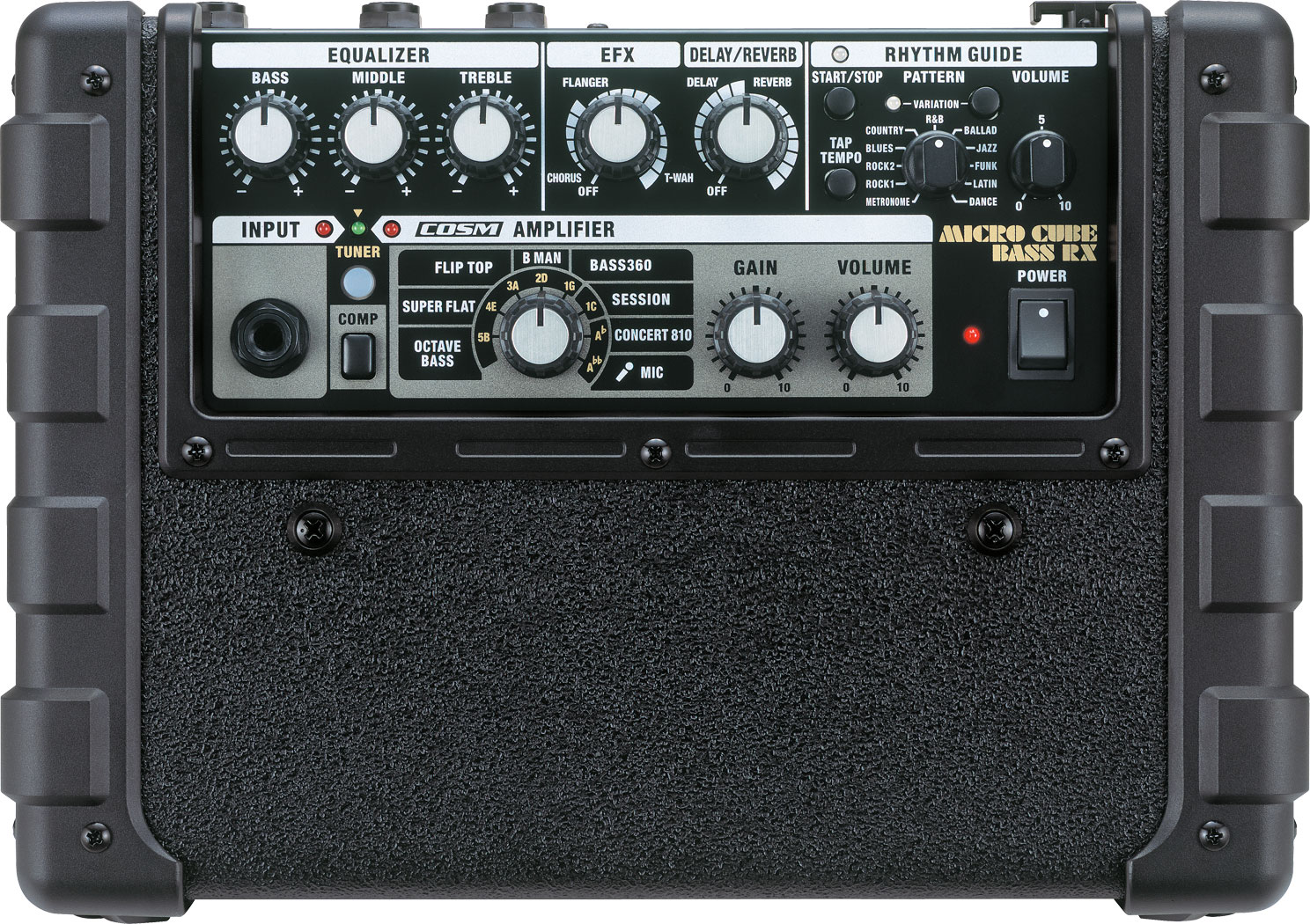 Roland Micro Cube Bass Rx Amplifier Apmilifier Mini Guitar Circuit And Explanation