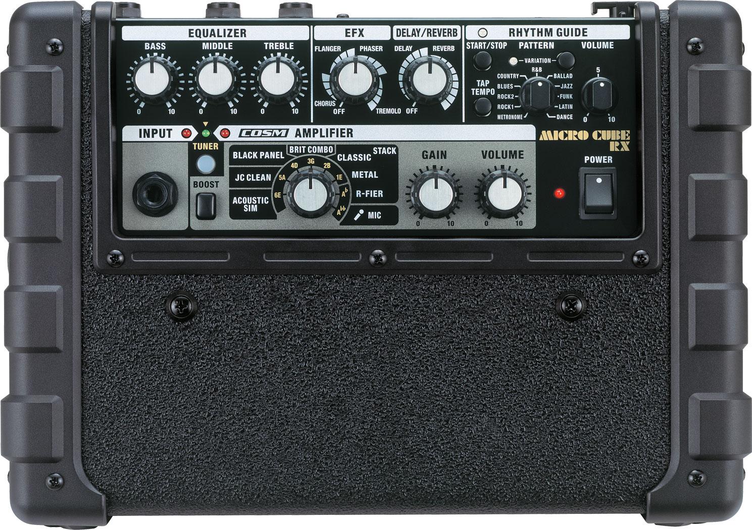 roland micro cube rx guitar amplifier. Black Bedroom Furniture Sets. Home Design Ideas