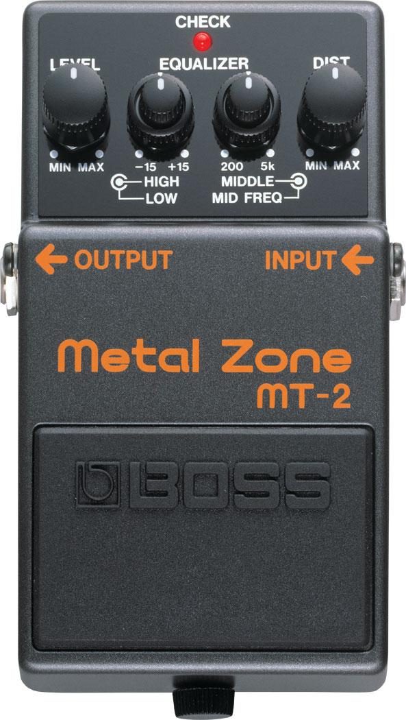 MT-2 Metal Zone