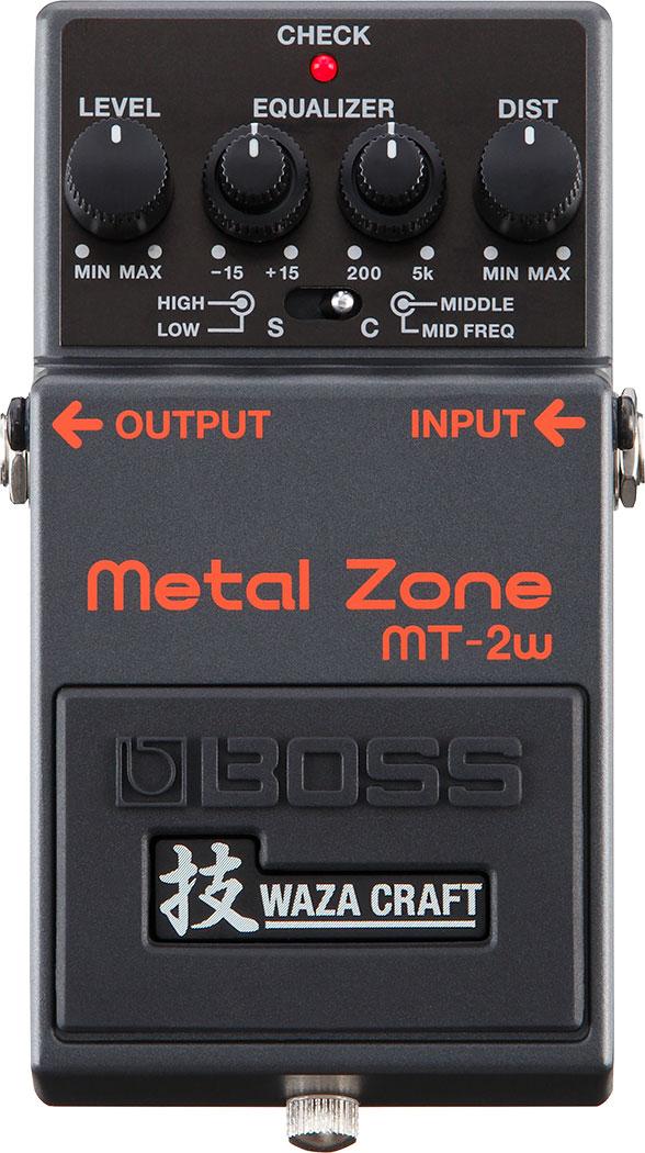 BOSS MT-2W