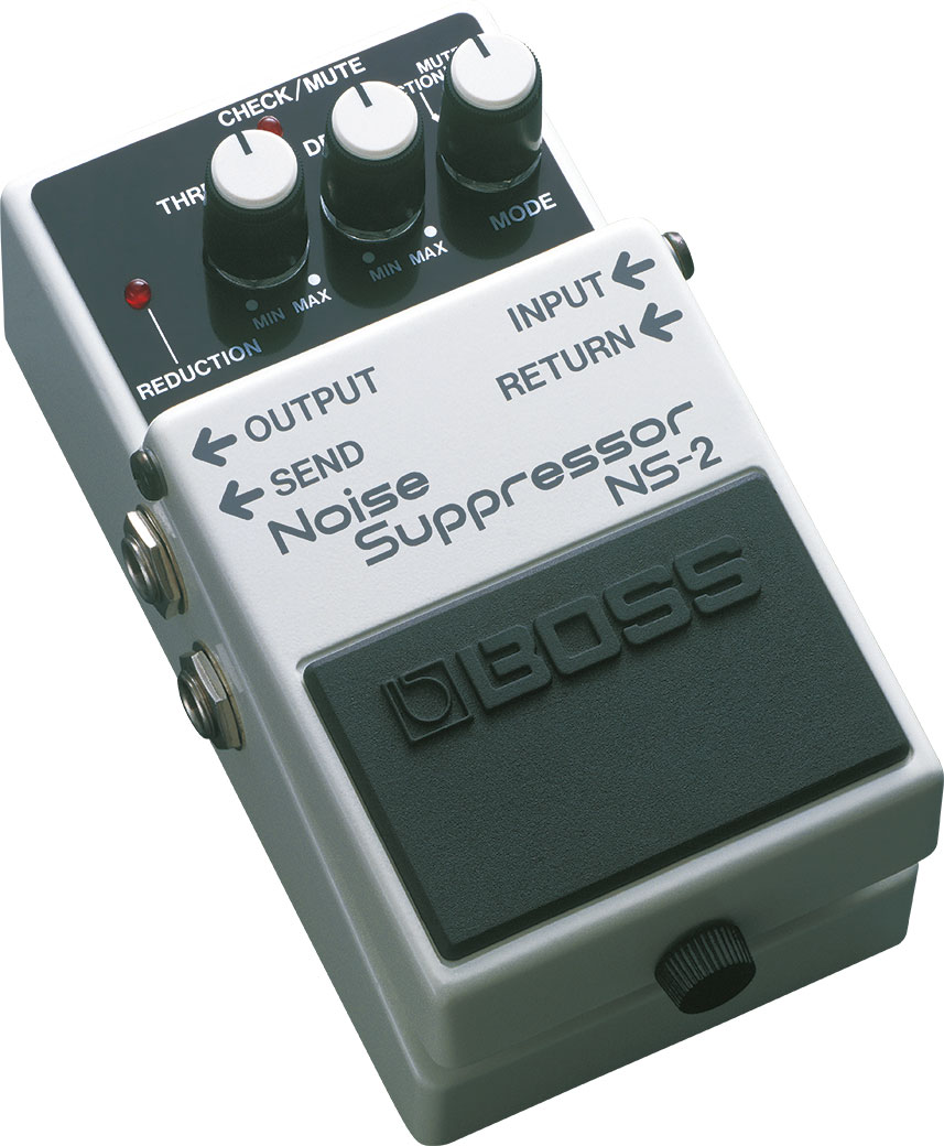 BOSS - NS-2 | Noise Suppressor Boss Noise Suppressor Wiring Diagram on boss noise gate, boss volume pedal, boss phaser, boss fuzz, boss chorus, boss enhancer, boss ns-2 manual, boss equalizer, boss tuner, boss pitch shifter, boss flanger, boss ns 2 review, boss reverb, boss overdrive,