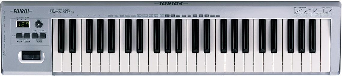Roland - PC-50 | USB MIDI Keyboard Controller