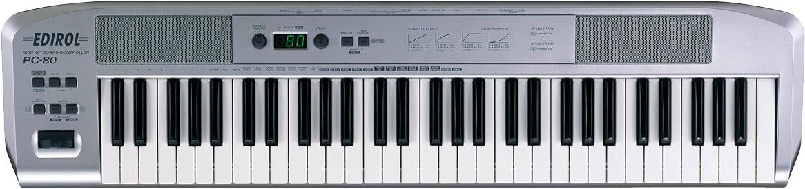 roland pc 80 usb midi keyboard controller rh roland com PC Set Up Guide HP Mini Laptop Manual