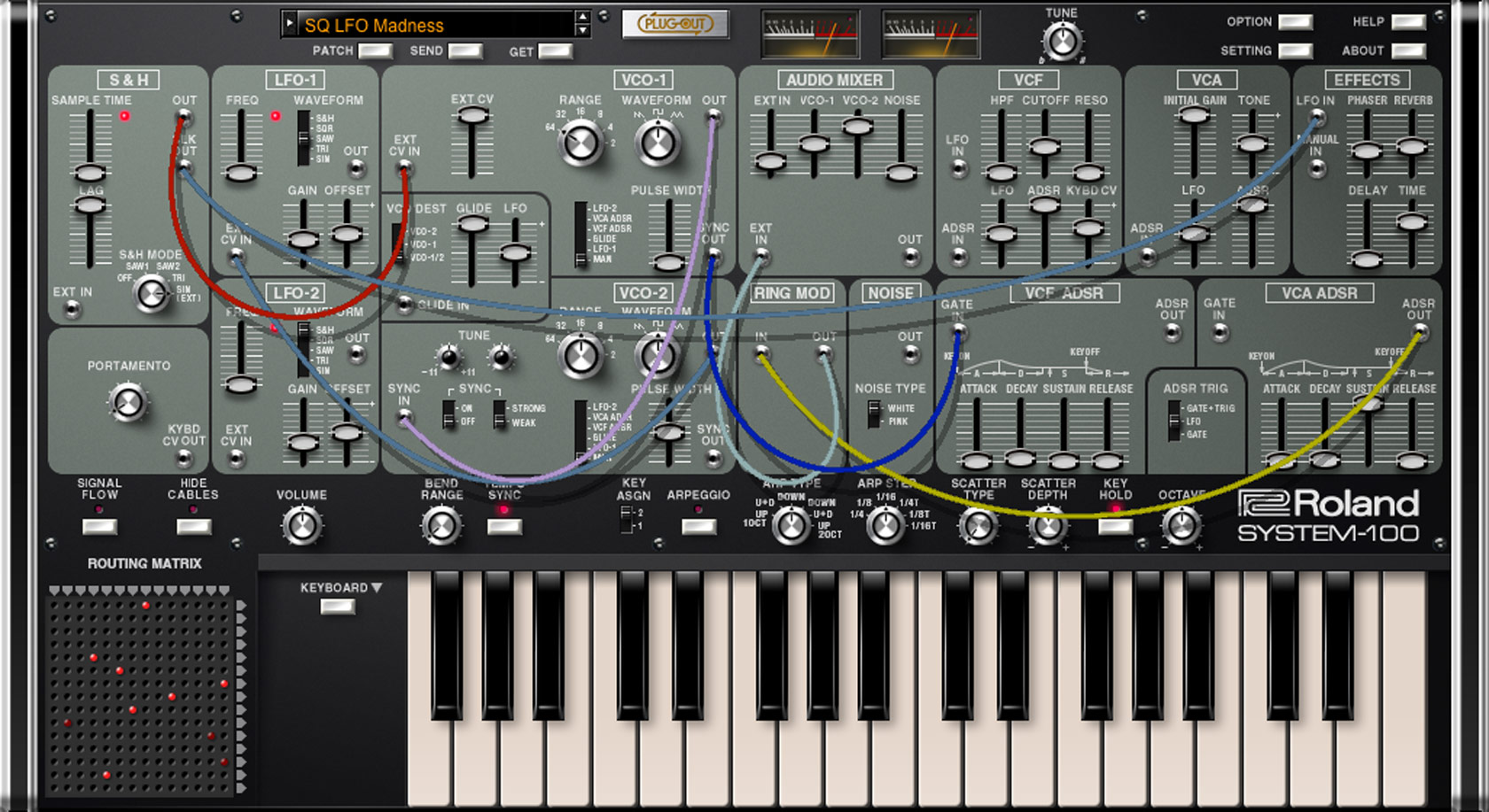 vst mac synth