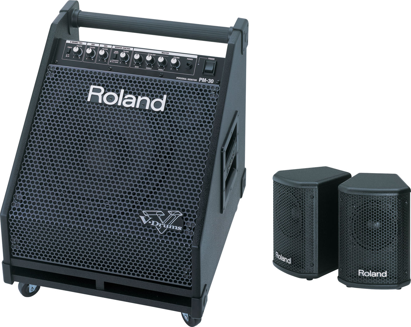 Roland - PM-8  Personal Monitor Amplifier