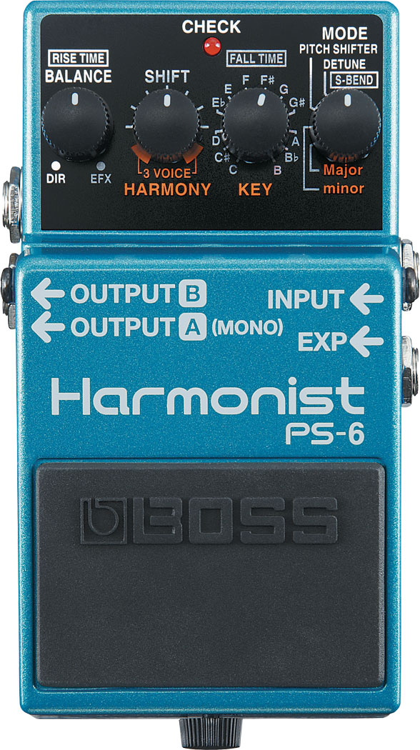 boss ps 6 harmonist rh boss info Boss Harmonist PS 6 Demo Boss PS-6 Demo