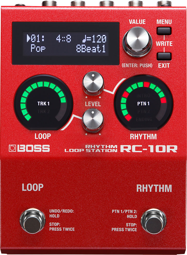 BOSS - RC-10R | Rhythm Loop Station