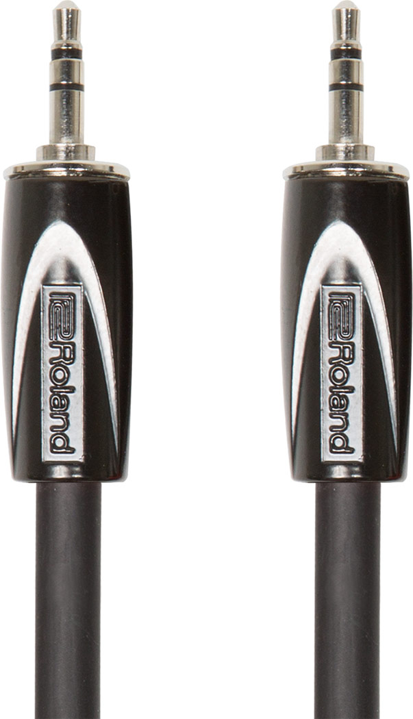 Roland - RCC-5-3535 | Black Series Interconnect Cable