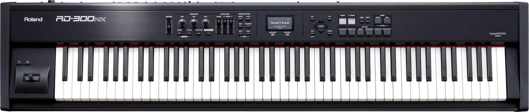 Roland - RD-300NX | Digital Piano