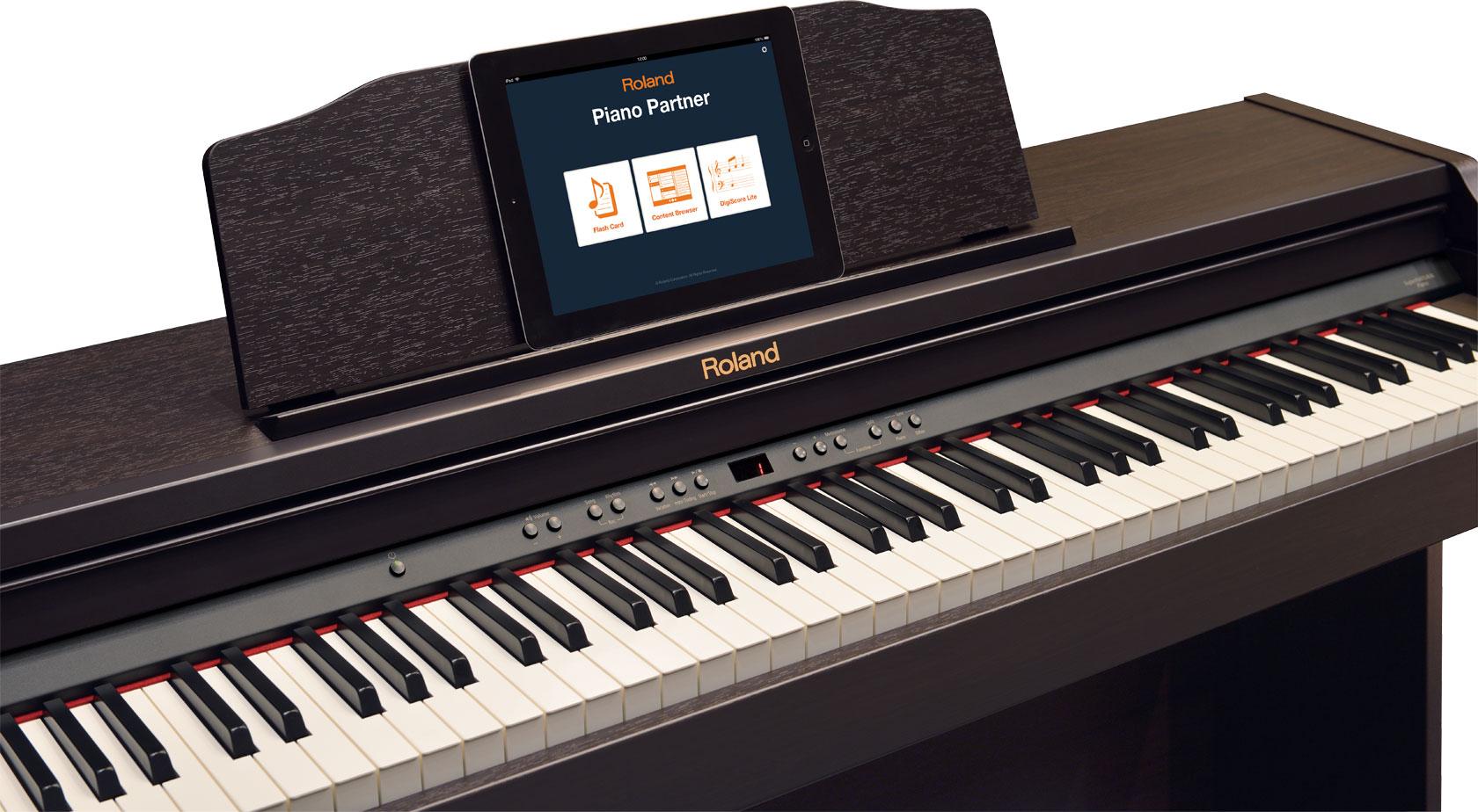 roland rp401r digital piano. Black Bedroom Furniture Sets. Home Design Ideas