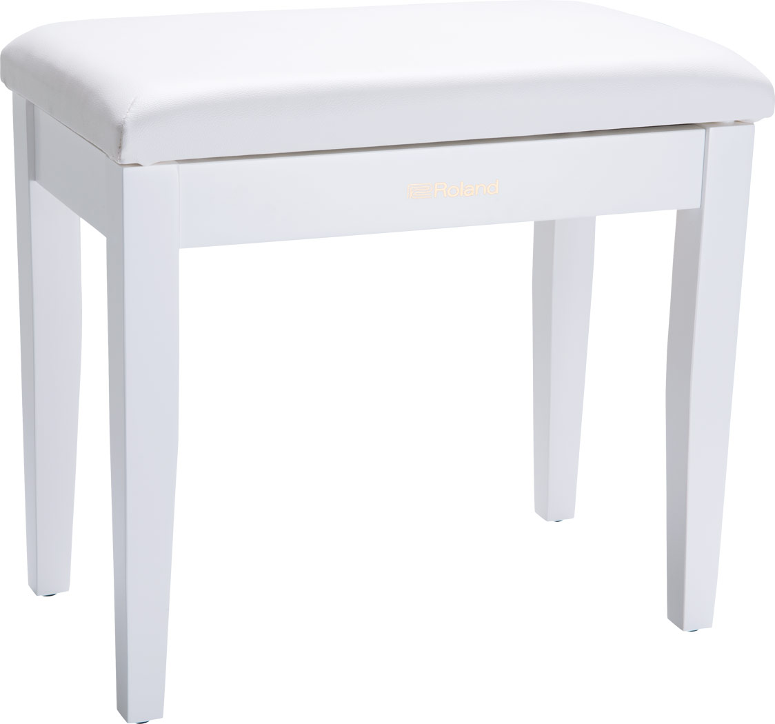 Roland Rpb 100bk Piano Bench With Storage Compartment