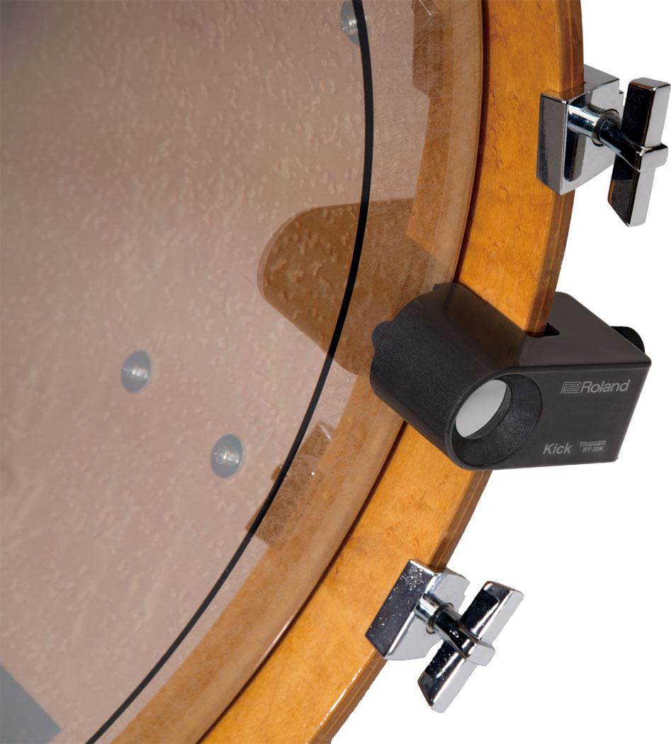 roland rt 30k acoustic drum trigger. Black Bedroom Furniture Sets. Home Design Ideas