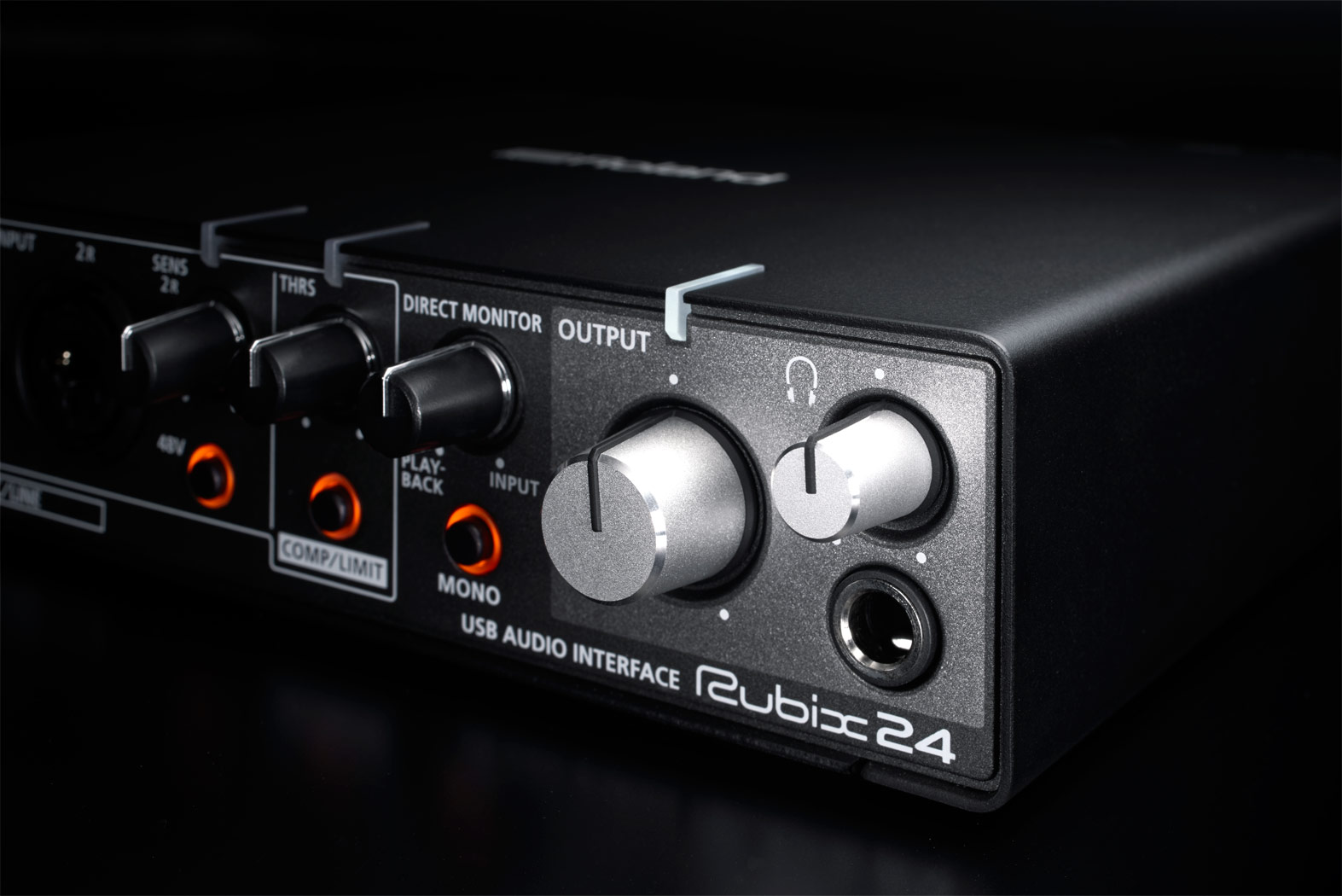 B Guitar Output Jack Wiring Roland Rubix24 Usb Audio Interface