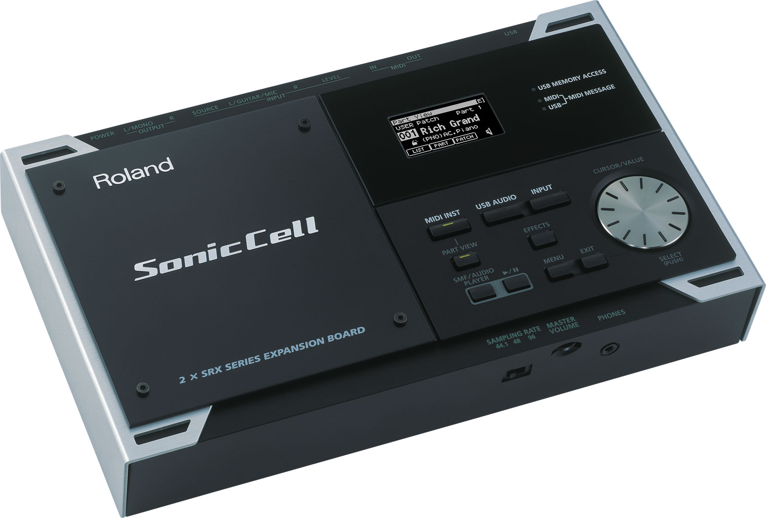 Roland - SonicCell | Expandable Synthesizer Module with